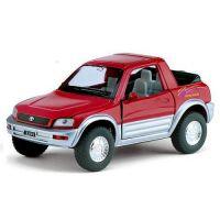 Красная машинка TOYOTA RAV4  арт.  KT5011W
