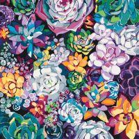 Картина по номерам Идейка Волшебные цветы